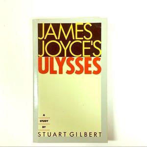 """James Joyce's Ulysses: A Study"""